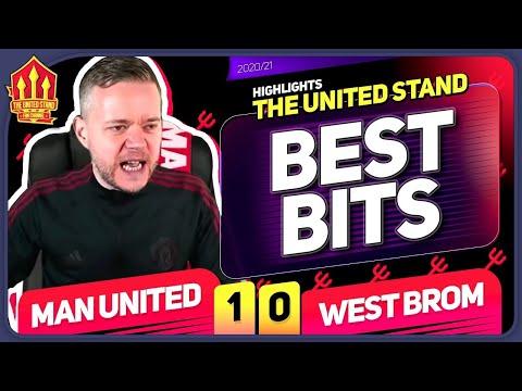 GOLDBRIDGE Best Bits | Man United 1-0 West Brom