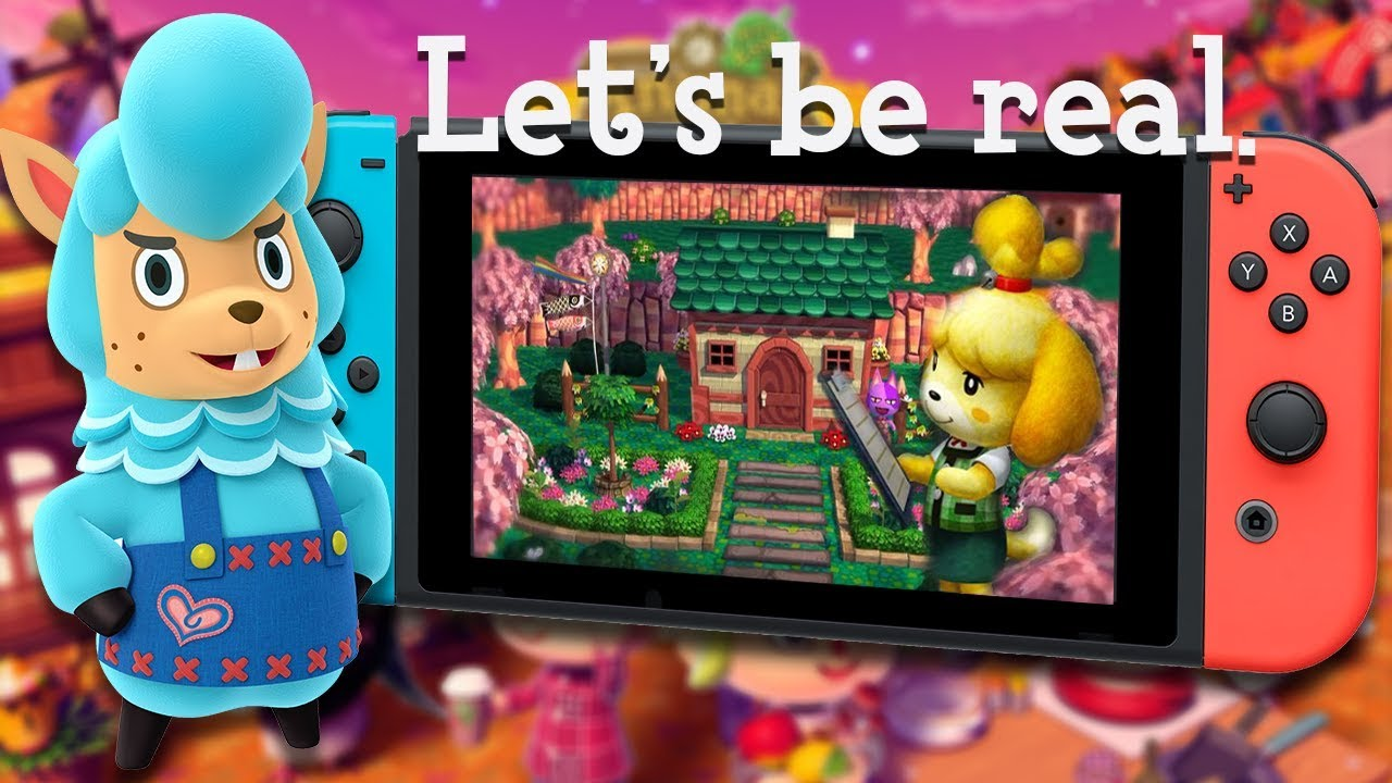 Animal Crossing Switch Realistic Ideas Concepts Youtube