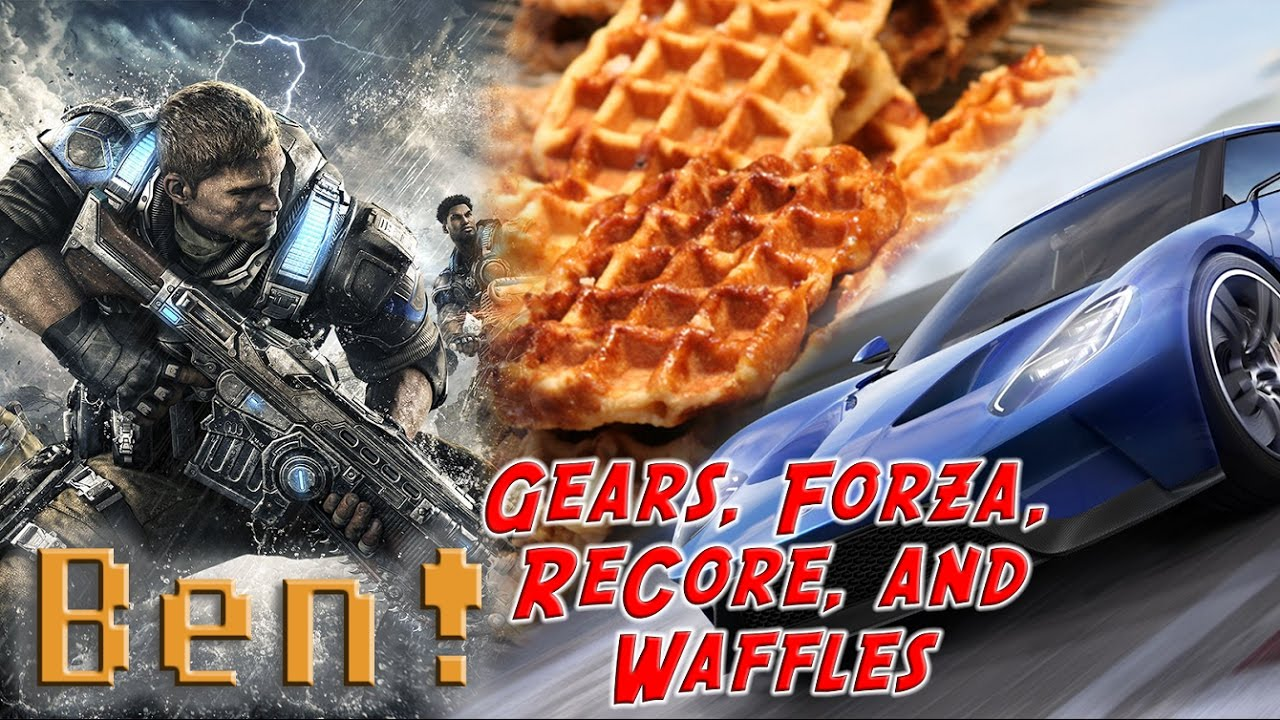 Download Gears of War 4, Forza, ReCore, and Waffles   Ben's OP Game Show Ep. 51 FULL EPISODE
