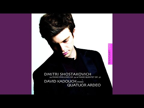 Prelude N°22 In G Minor, Op. 34: Adagio