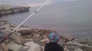 Armutlu..Balık Avı..