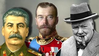 Какие татуировки имели Сталин, Черчилль, Рузвельт, Николай 2