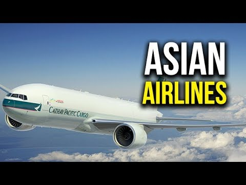 Top 5 Best Asian Airlines