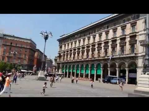 Milan - heaven of shopaholic
