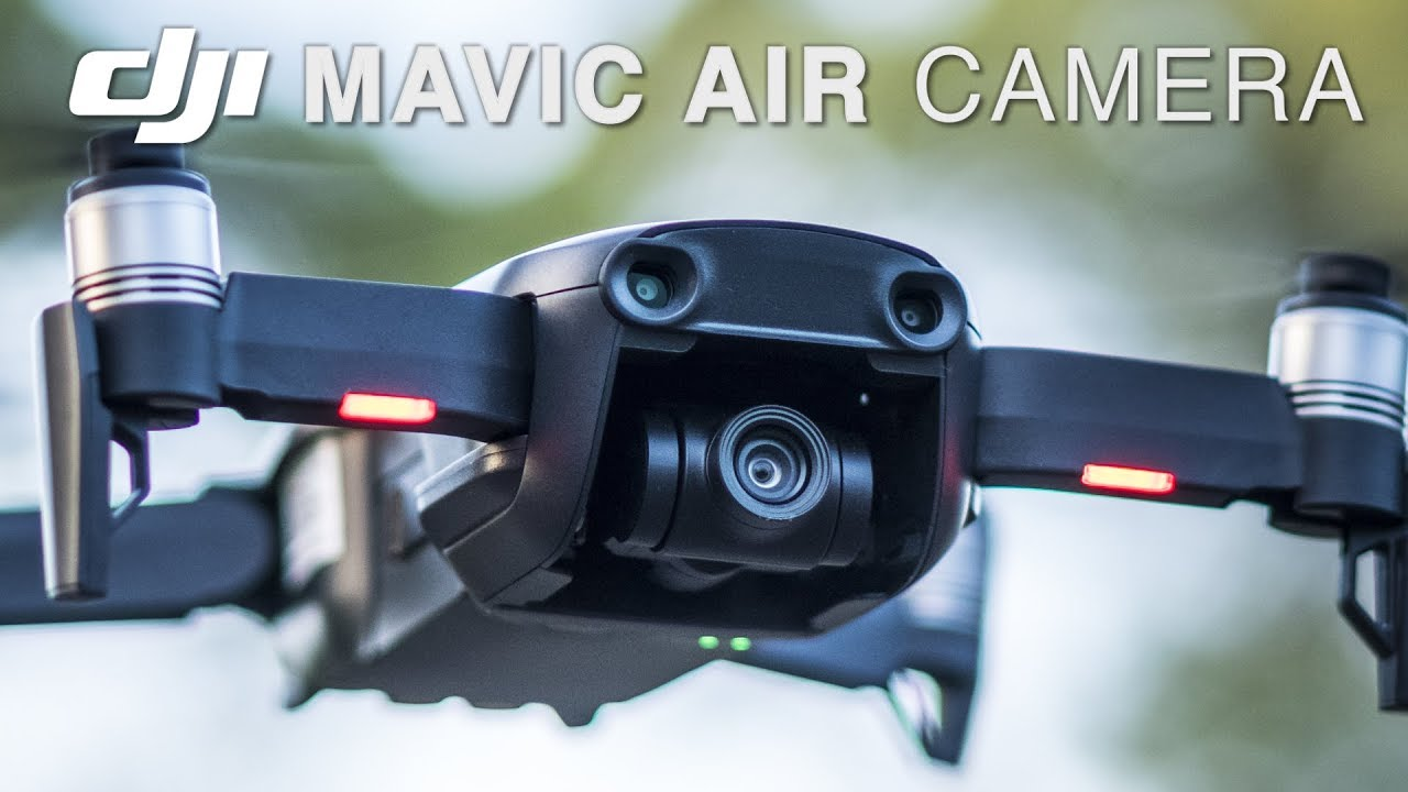 video mavic air