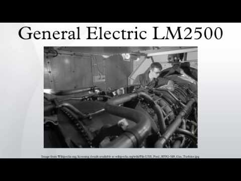 General Electric LM2500