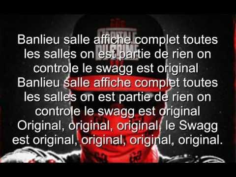 Download La Fouine - Original (Qualité CD - Paroles)