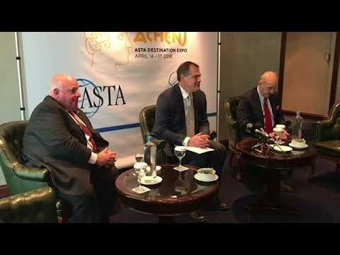 ASTA Athens Destination Expo press Conference (16-01-2018)