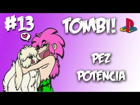 """Tombi! (PS1) - ¡Completo 100% y Comentado! (13/14) """"Pez Potencia"""""""
