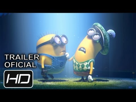 Mi Villano Favorito 2 - Trailer Oficial - HD Videos De Viajes