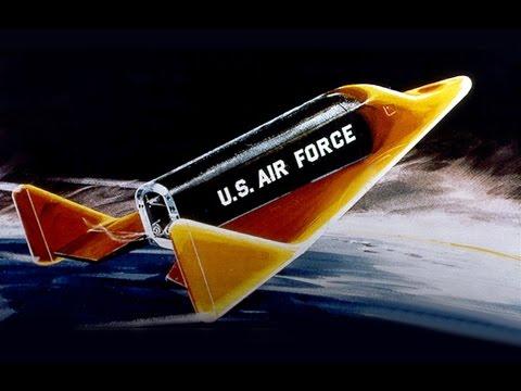 Boeing X-20 Dyna-Soar Promo Film - 1962