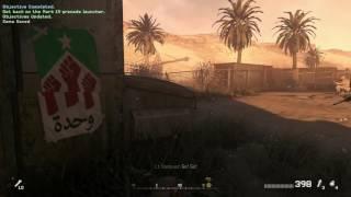 Call of Duty Modern Warfare Remastered Walkthrough Part 8 - Shock and Awe Nuke