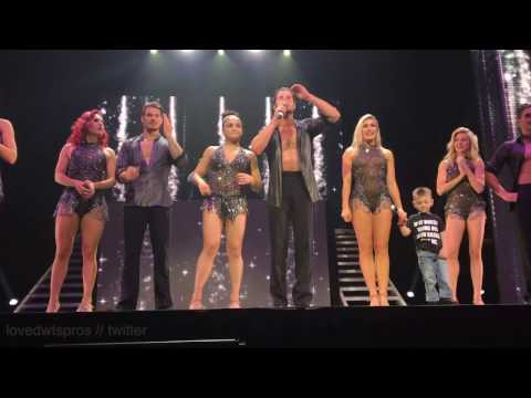 DWTS Tour: Closing Number