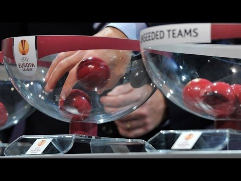 UEFA Europa League third qualifying round draw 2015/2016