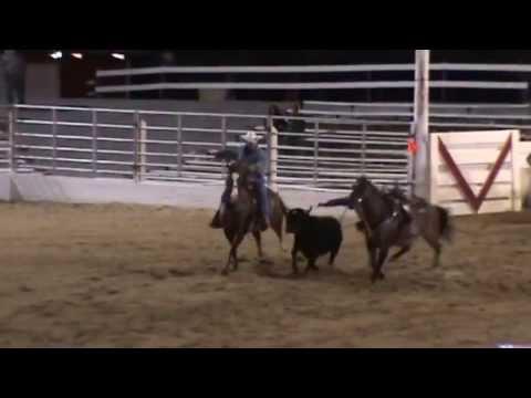 Cowtown Rodeo Steer Wrestling 5/25/13