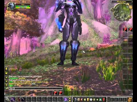 wow rp commands