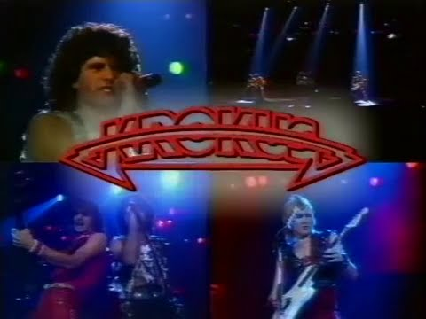 Montreux Jazz Festival 2015 >> 02. ( 1983 ) Rock Pop In Concert Heavy Metal Night - Krokus - YouTube