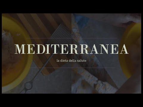 Mediterranea 20 puntata Dieta Mediterranea in Meno...