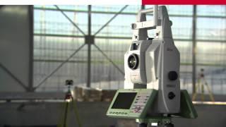 Самообучающиеся тахеометры Leica Geosystems