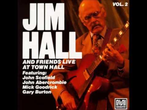Jim Hall - Live at Town Hall Vol. 2 (1990 Album)