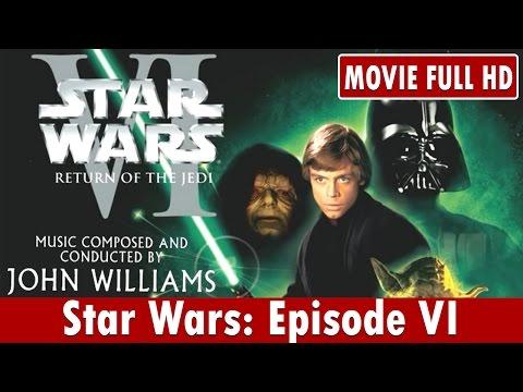 Star Wars: Episode VI - Return of the Jedi (1983) Movie **  Mark Hamill, Harrison Ford