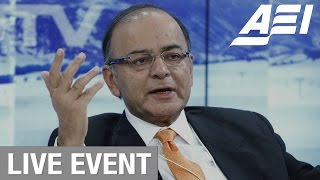 A conversation with Indian Finance Minister Arun Jaitley