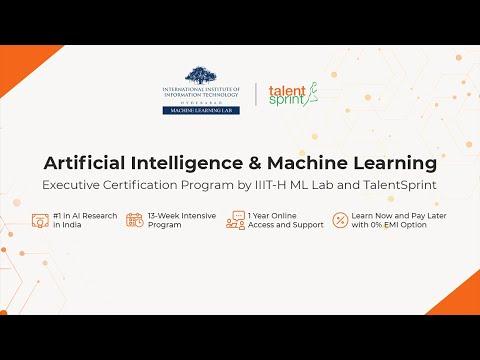 Scholarships in AI/ML Program