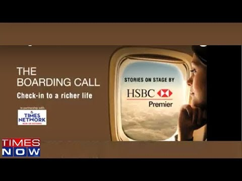 The Boarding Call | HSBC Premier Exclusive - Episode 1
