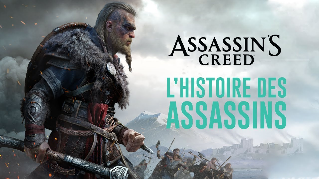 Assassin's Creed : La Légende Noire des Assassins | ANALEPSE