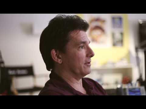 Fairly OddParents | Meet the Creator: Butch Hartman | Nickelodeon Animation Studio