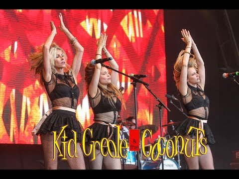 Kid Creole & the Coconuts live Let's Rock Southampton 2017 Full Show