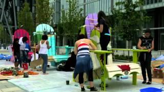 Pan Am / Parapan Am Athletes' Village Muskoka Chairs