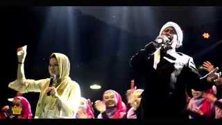RITA WIDYASARI  feat  Opick -  Alhamdulillah KUTAI KARTANEGARA BERSYUKUR