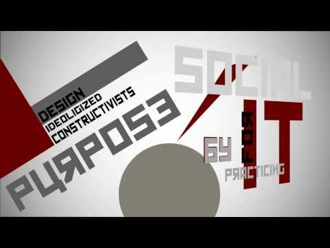 A-Z of Graphic Design, Typographical Animation