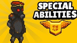 DAZW ALL NEW SPECIAL ABILITIES PART 2
