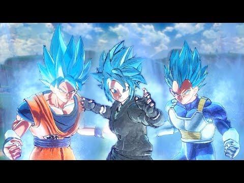 SURPASS LIMITS! Goku & Vegeta Rivalry! Extra Story Special Event | Dragon Ball Xenoverse 2 DLC 6