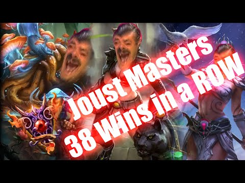 BEST RANKED JOUST TEAM | Guide To Masters In Smite | 38 WINS IN A ROW | Ranked Smite Guide | Part 10