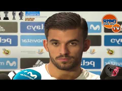 DANI CEBALLOS | Real Madrid 2-0 Barcelona FINAL SUPERCOPA ESPAÑA 2017