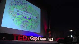 SA needs open education: Associate Professor Laura Czerniewicz at TEDxCapeTownED