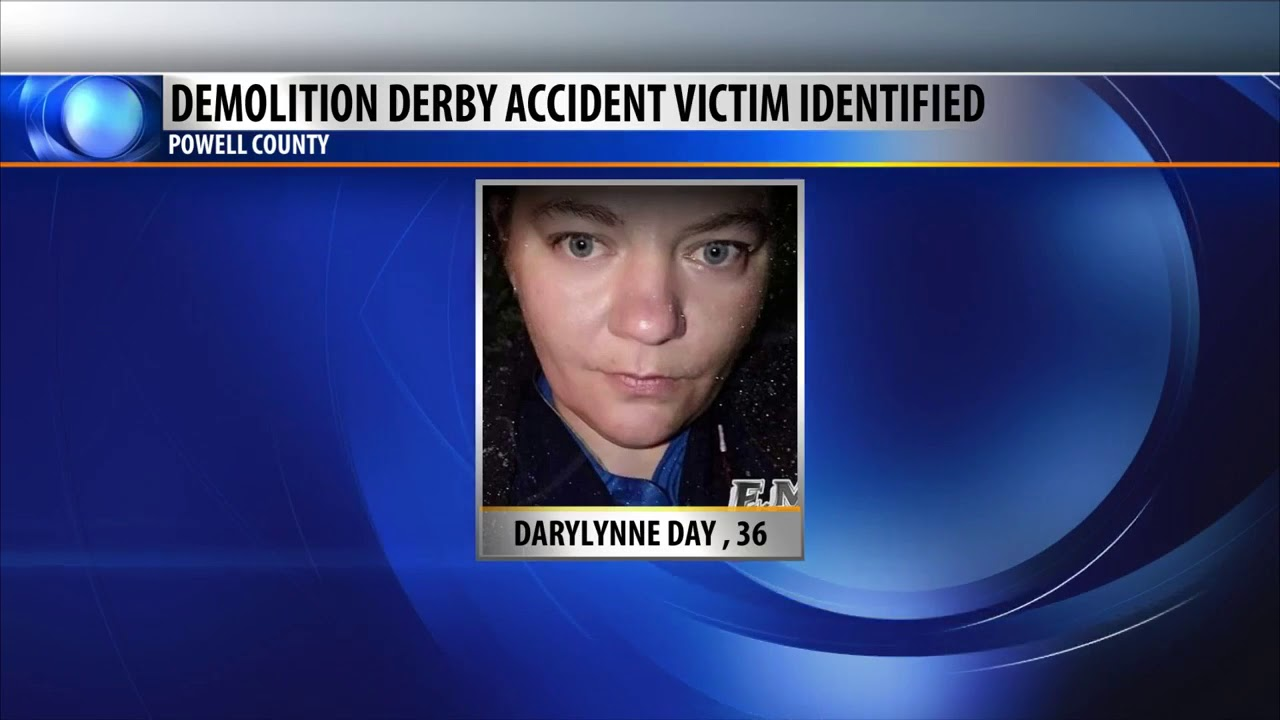 Download Woman killed in Deer Lodge demolition derby accident identified