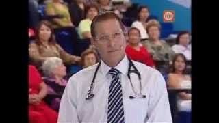 Vitiligo: Tratamiento para Vitiligo con Fototerapia UVB en Dr TV - Entrevista al Dr. Aparcana