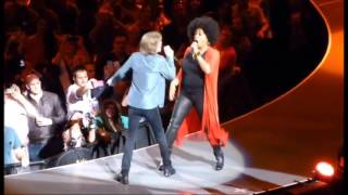 The Rolling Stones - Gimme Shelter - Live in Perth, 2014 (Great version!)