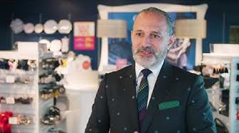 Ayad Al-Saffar (Axcent of Scandinavia/Ur & Penn) – Näringslivsmedaljör 2019