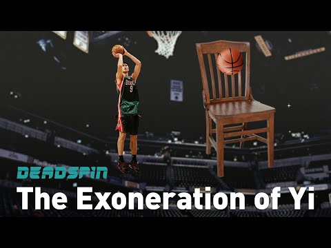 Did Yi Jianlian Really Workout Against a Chair?