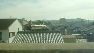 2017/03/04 特急しまかぜ賢島行き 京都駅発車後 車内放送