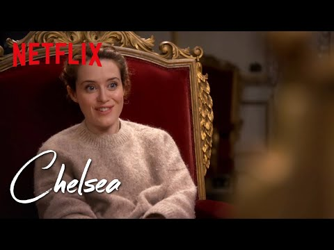 The Crown's Claire Foy (Full Interview) | Chelsea | Netflix - YouTube
