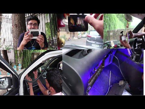 Installed Dash Cam Inside My Car | Best Dash Cam For Your Car | Dash Cam India
