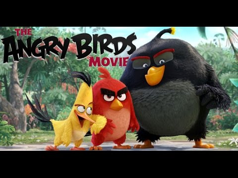 Angry Birds Movie (2016) | Clay Kaytis, Fergal Reilly | Review