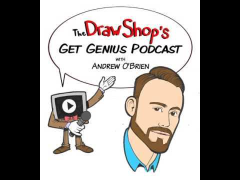 Episode 32: how to get massive publicity fast, with Andrew O'Brien