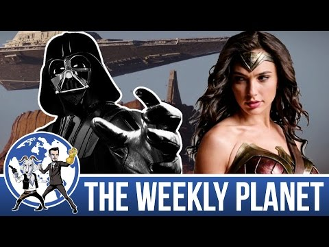 ROGUE ONE Trailer & DC EXPOSED  (but not really) - The Weekly Planet Podcast